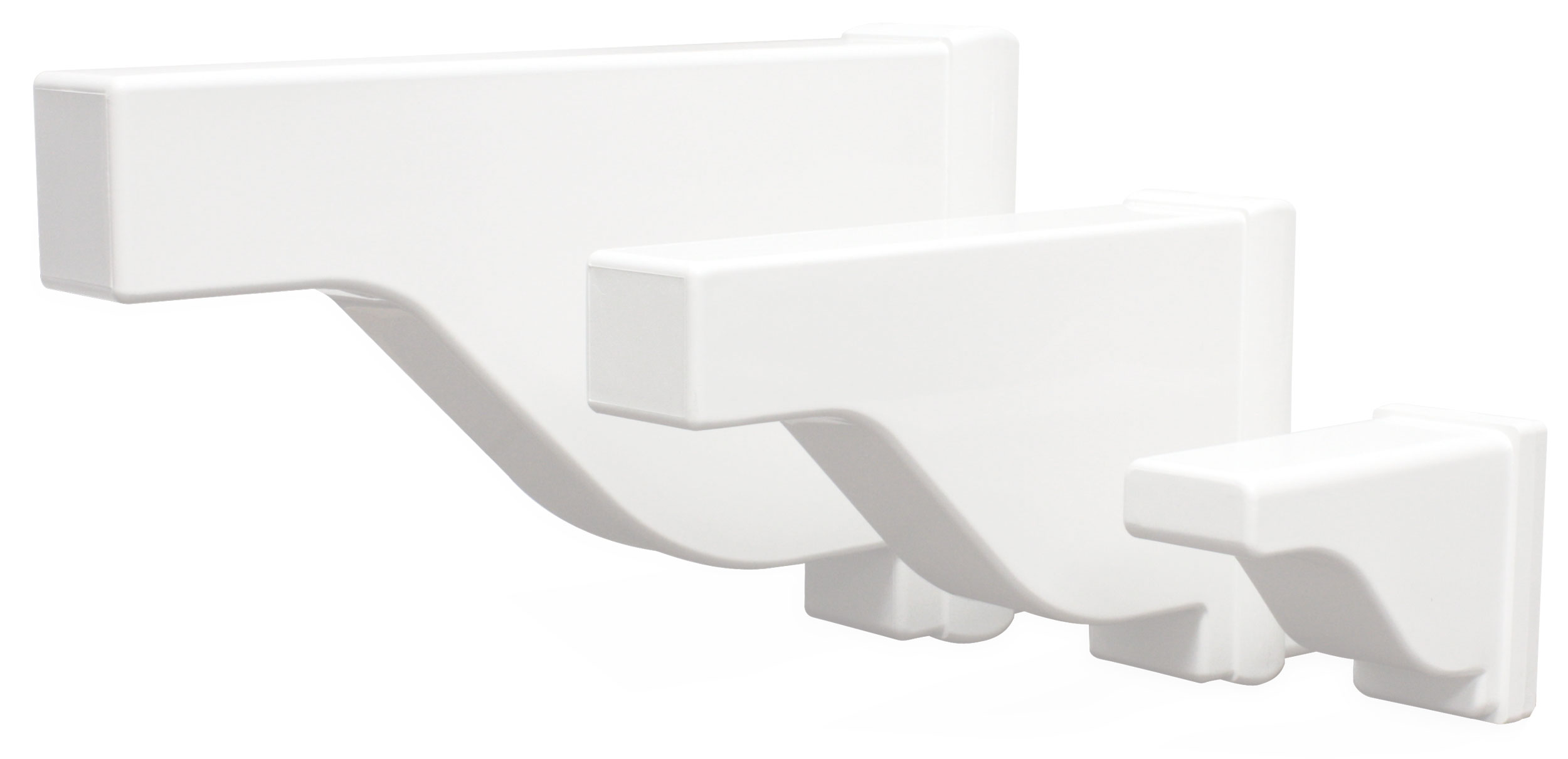 Vinyl Pergola Fairway Architectural Railing Solutions